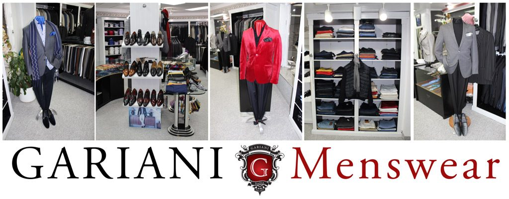 About Gariani Menswear Dallas