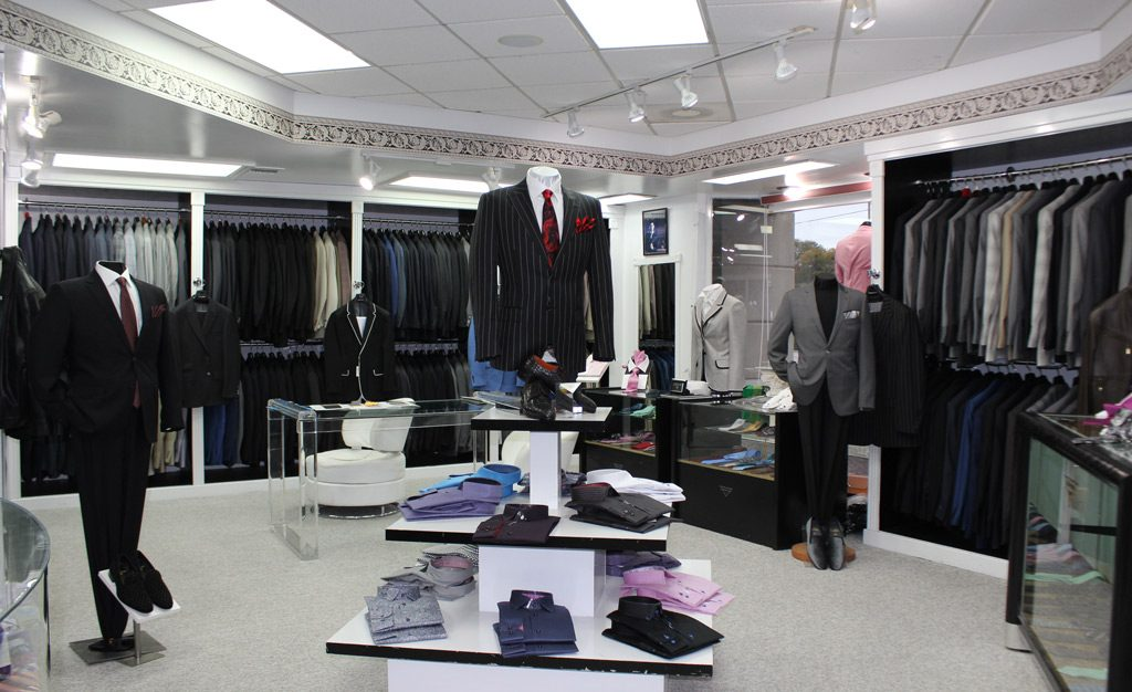 Men's Clothing at Gariani Menswear