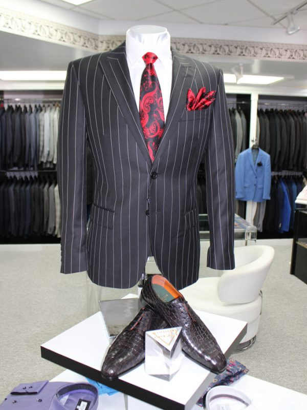 Custom Suits and Dress Shirts