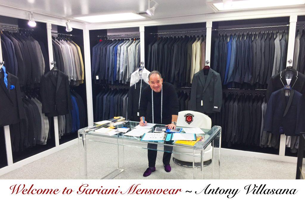 Antony Villasano Italian Clothes