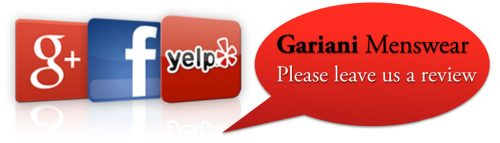 Reviews Gariani Menswear Dallas