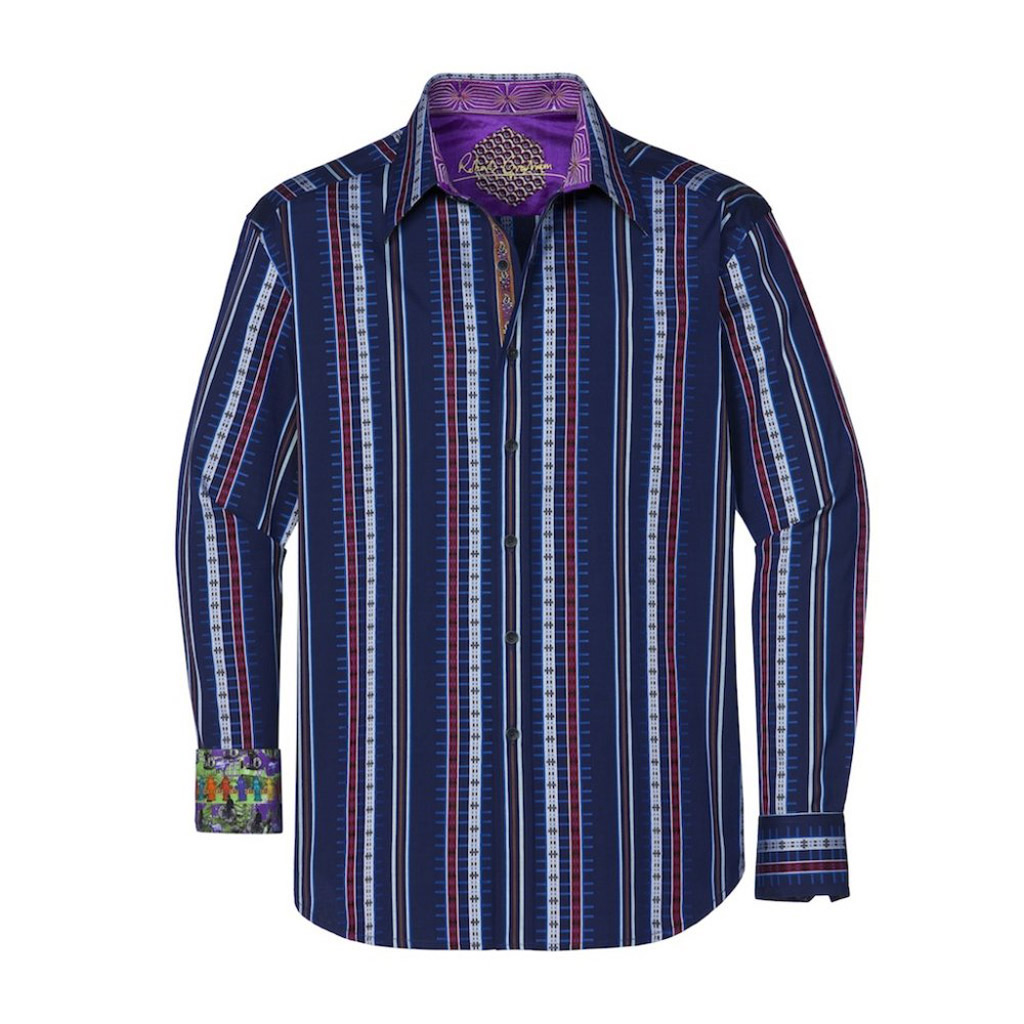 Robert graham shirts gariani menswear of dallas for Good mens dress shirts