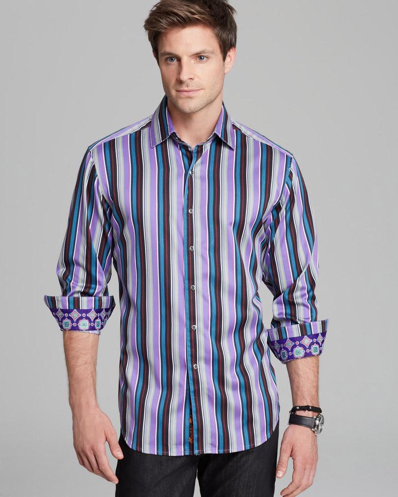 Mens Colorful Dress Shirts