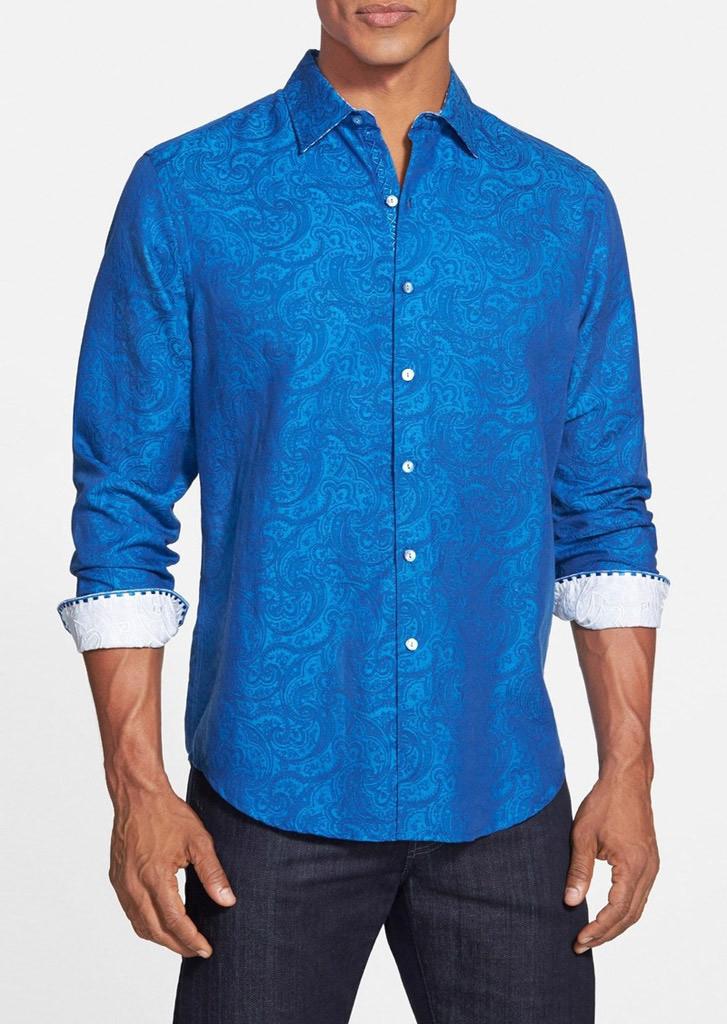 Colorful Mens Dress Shirts