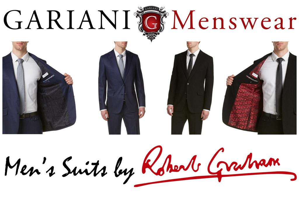 Robert Graham Suits Antony Gariani Menswear Dallas