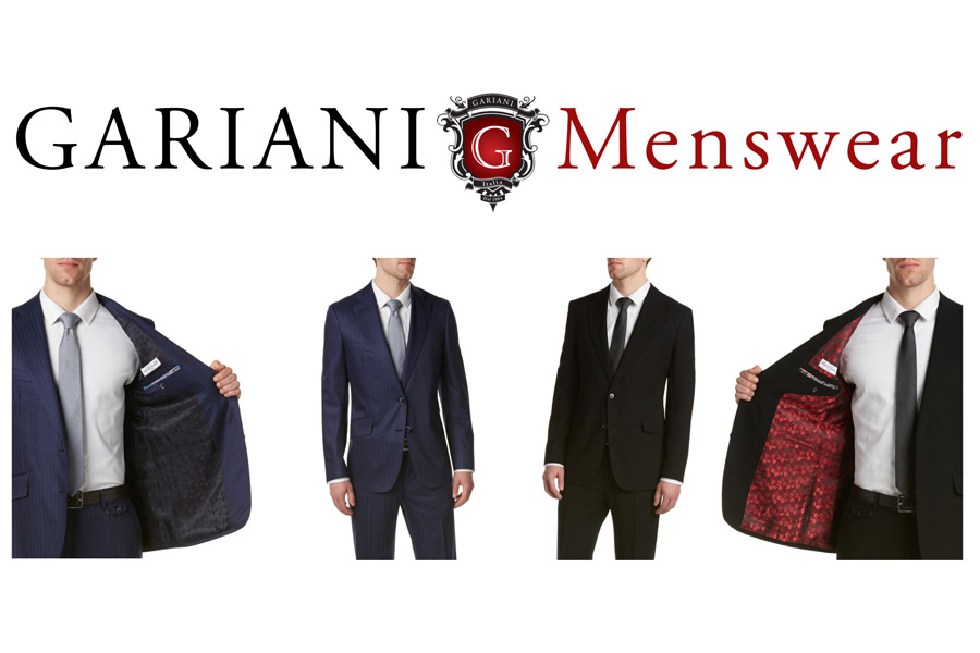 Gariani Menswear Suits Antony Gariani Menswear Dallas Suits