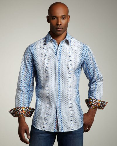 Robert Graham Shirts Gariani Menswear Dallas