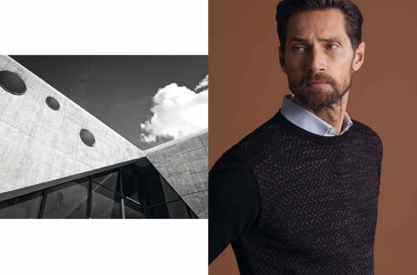 Italian made best wool and cashmere mens sweaters in Dallas